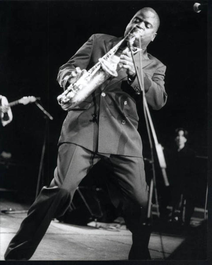 Maceo Parker @ Cervantes' Masterpiece Ballroom - Denver, CO