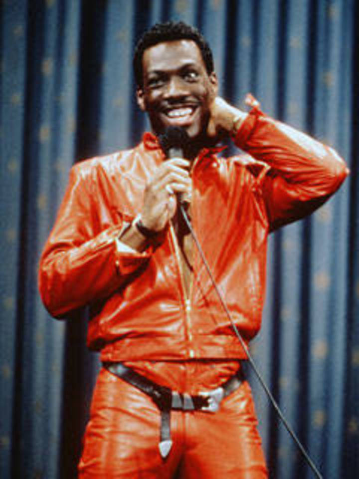Eddie Murphy Tour Dates