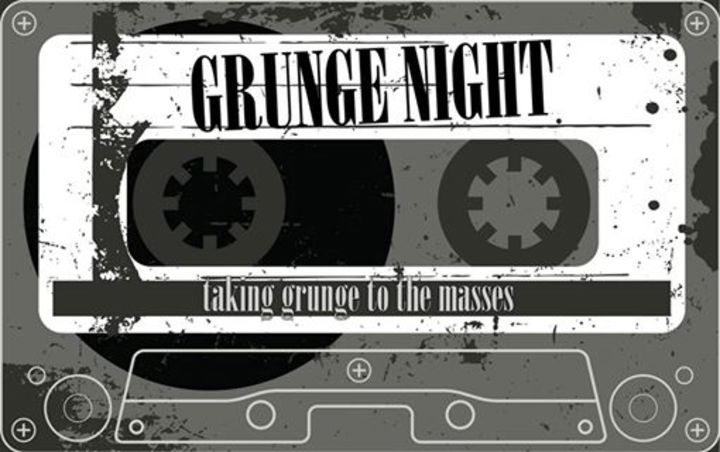 GRUNGE NIGHT Tour Dates