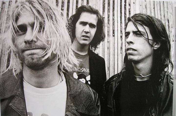 Nirvana Tour Dates