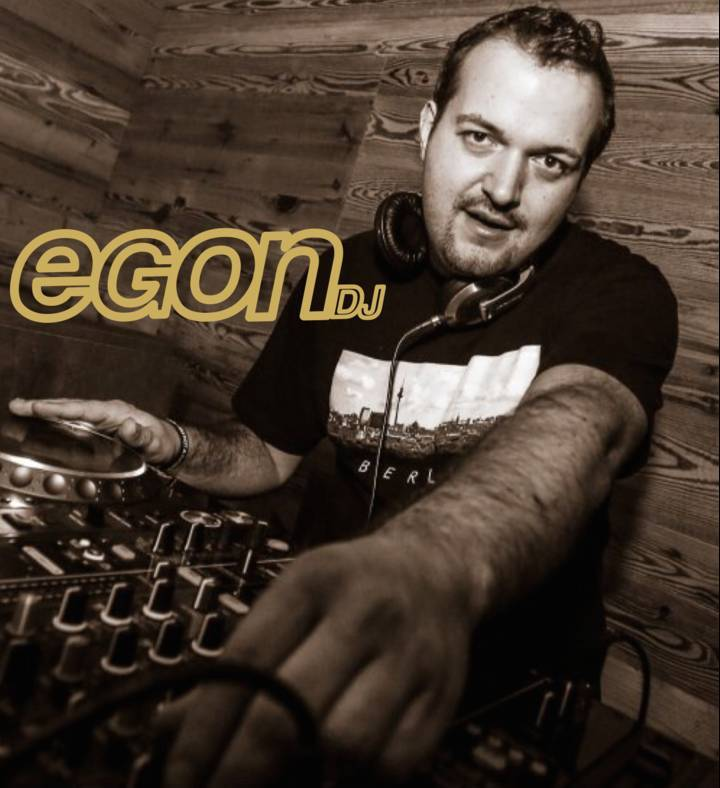 DJ Egon Santoni Tour Dates