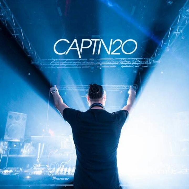 DJ Captn20 Tour Dates