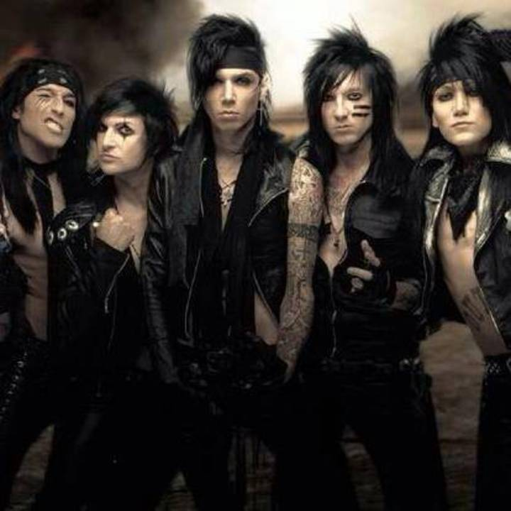 We love black veil brides Tour Dates