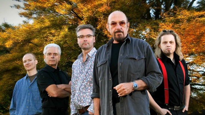 Jethro Tull's IAN ANDERSON @ Derby Assembly Rooms - Derby, United Kingdom