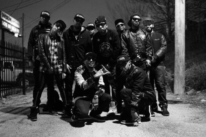 Treated Crew @ Double Door - Chicago, IL