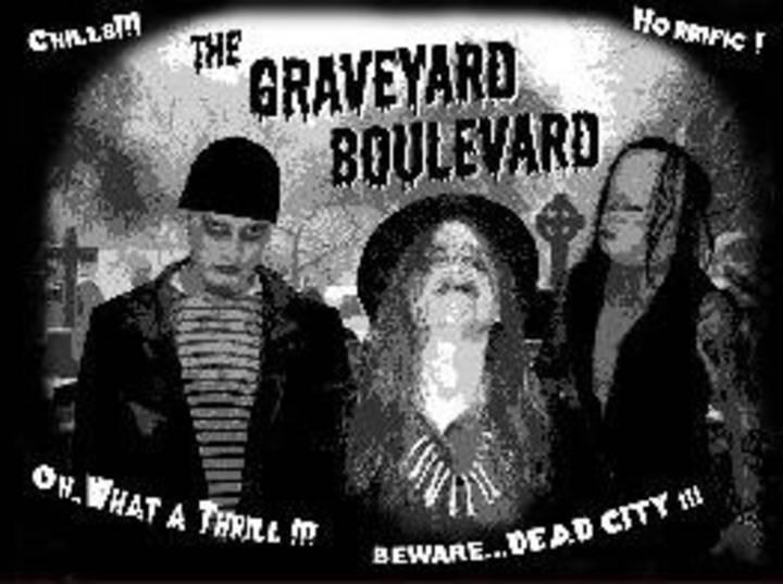 The Graveyard Boulevard Tour Dates