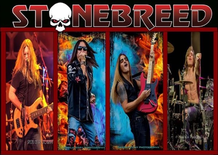 Stonebreed Tour Dates