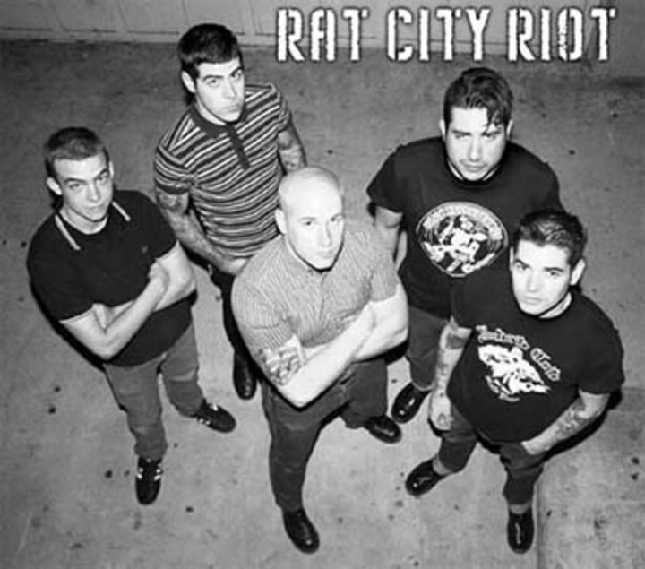 Rat City Riot Tour Dates