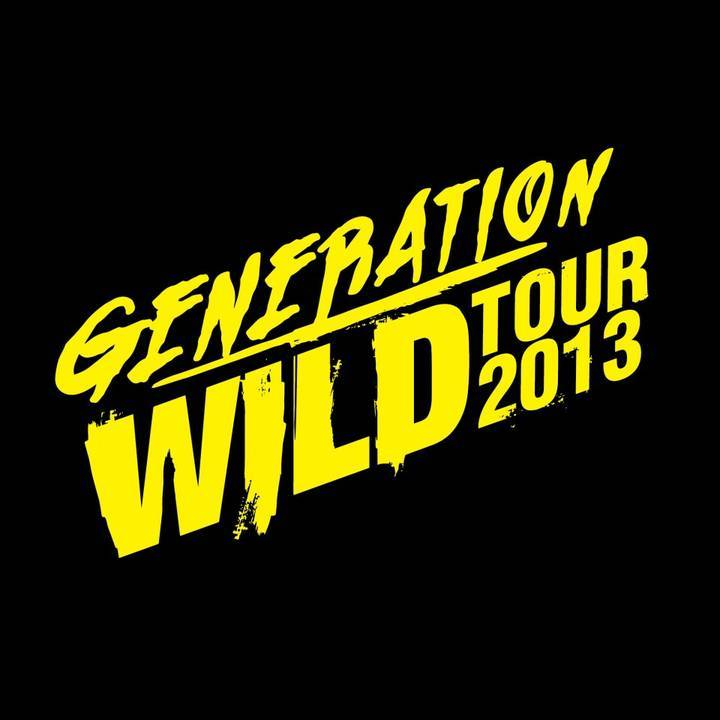 Generation Wild Tour Dates