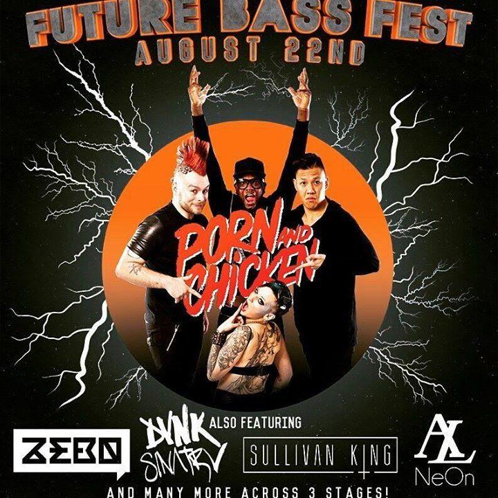 Future Bass Fest @ RIBCO - Rock Island, IL