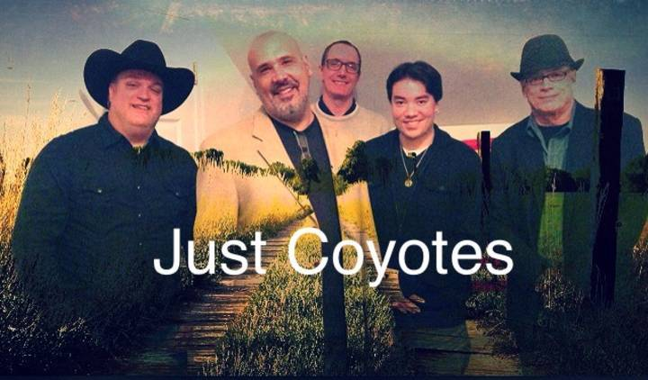 Just Coyotes Tour Dates