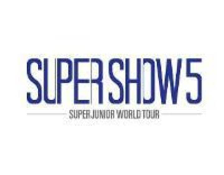 Super Junior Tour Dates