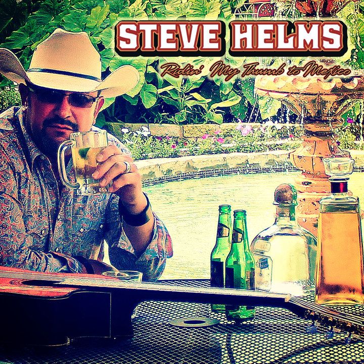 Steve Helms Band @ Railhead bbq  - Willow Park, TX