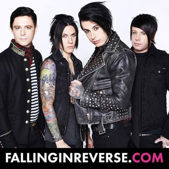 Falling In Reverse @ Mill City Nights - Minneapolis, MN