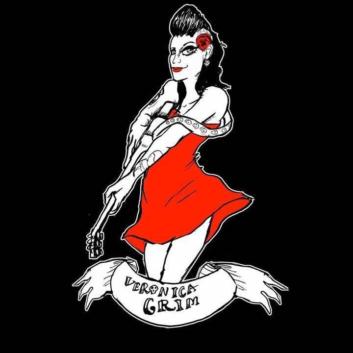 Veronica Grim & The Blue Ribbon Boys Tour Dates