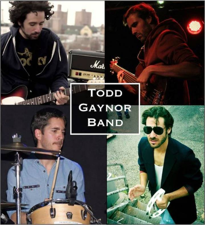 Todd Gaynor Band Tour Dates