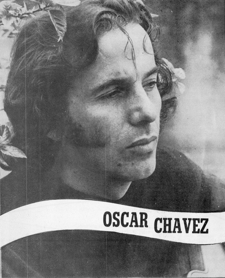 Oscar Chávez Tour Dates