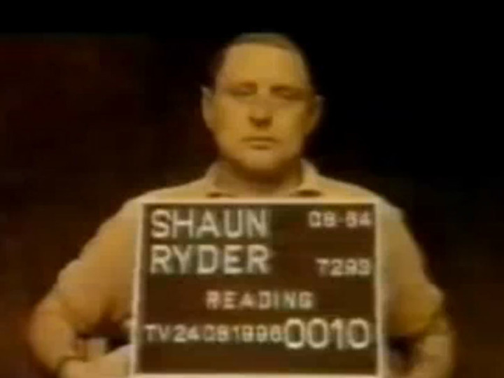 Shaun Ryder Tour Dates
