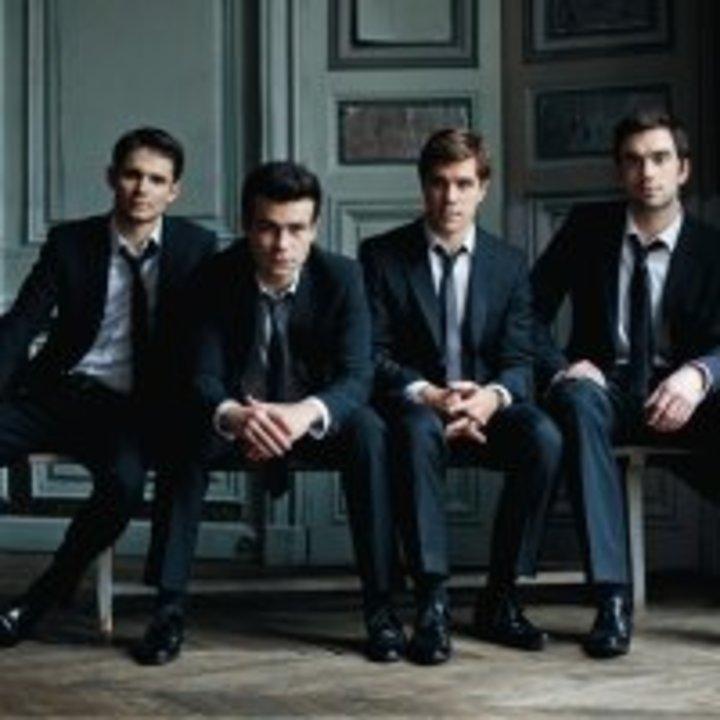 Quatuor Modigliani @ THEATRE DES BOUFFES DU NORD - Paris, France