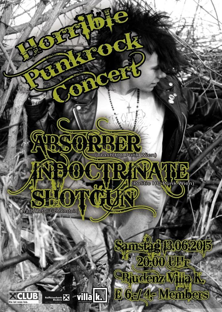 Shotgun Tour Dates