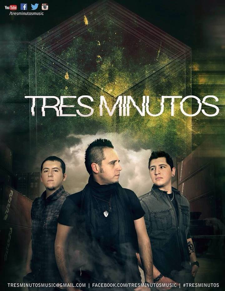 TRES MINUTOS Tour Dates