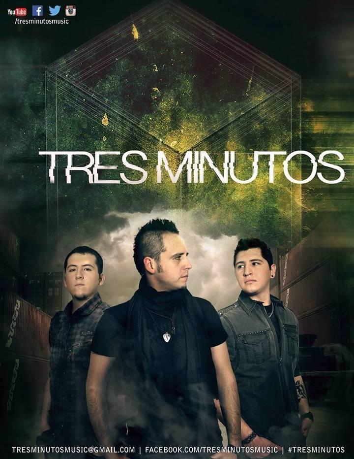 TRES MINUTOS Tour Dates