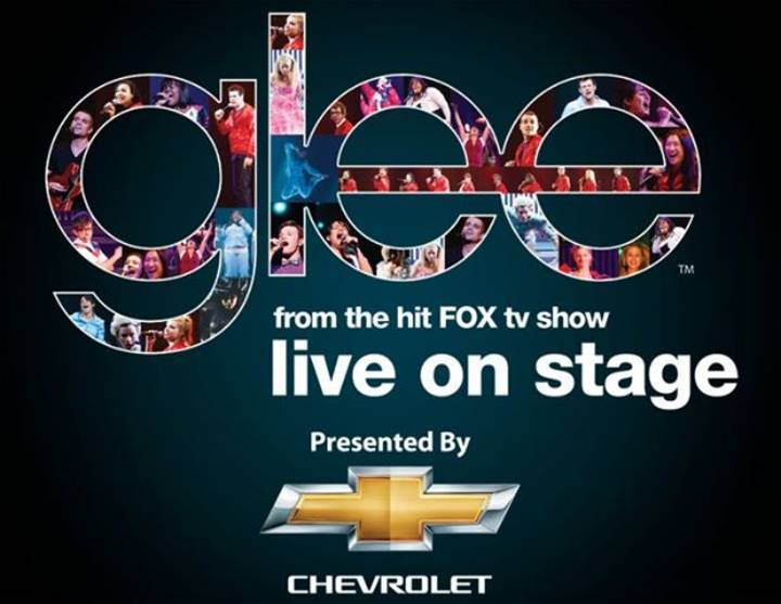 Glee Live! Tour Dates