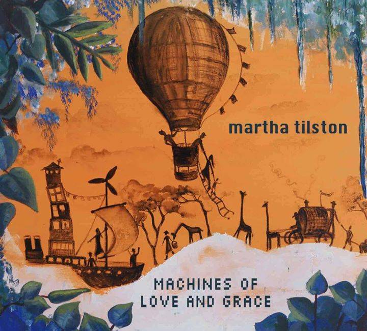Martha Tilston @ Brewery Arts Centre - Kendal, United Kingdom