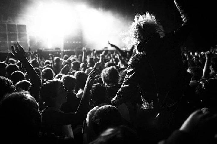 Metal promotion Tour Dates