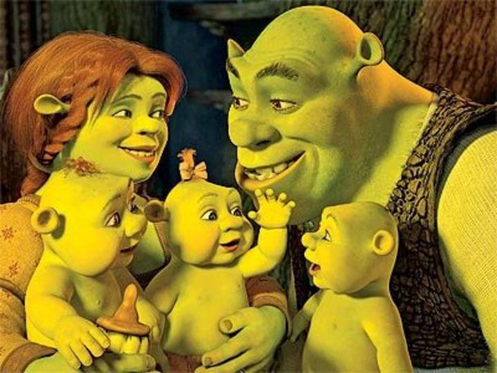 Shrek Forever After Tour Dates