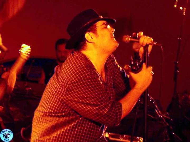 John Popper @ Sellersville Theater 1894 - Sellersville, PA