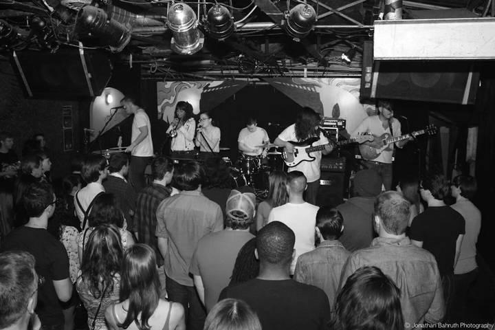 Capital Arms @ 40 Watt Club - Athens, GA