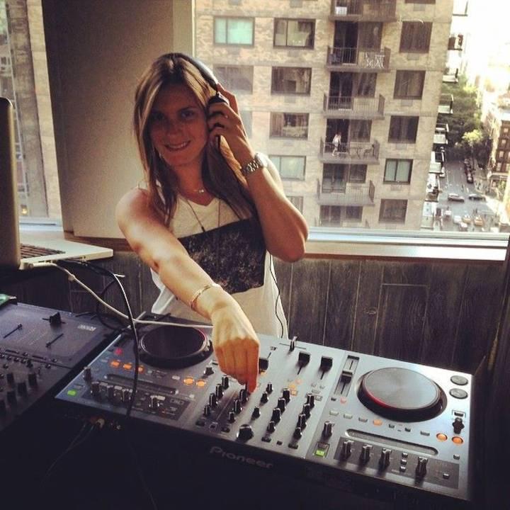 DJ Arielle Kamin Tour Dates