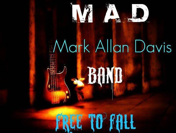 Mark Allan Davis Band Tour Dates