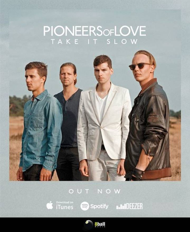 Pioneers of Love Tour Dates