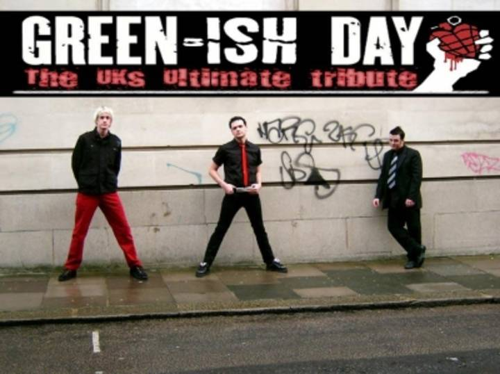 Green-ish Day Tour Dates