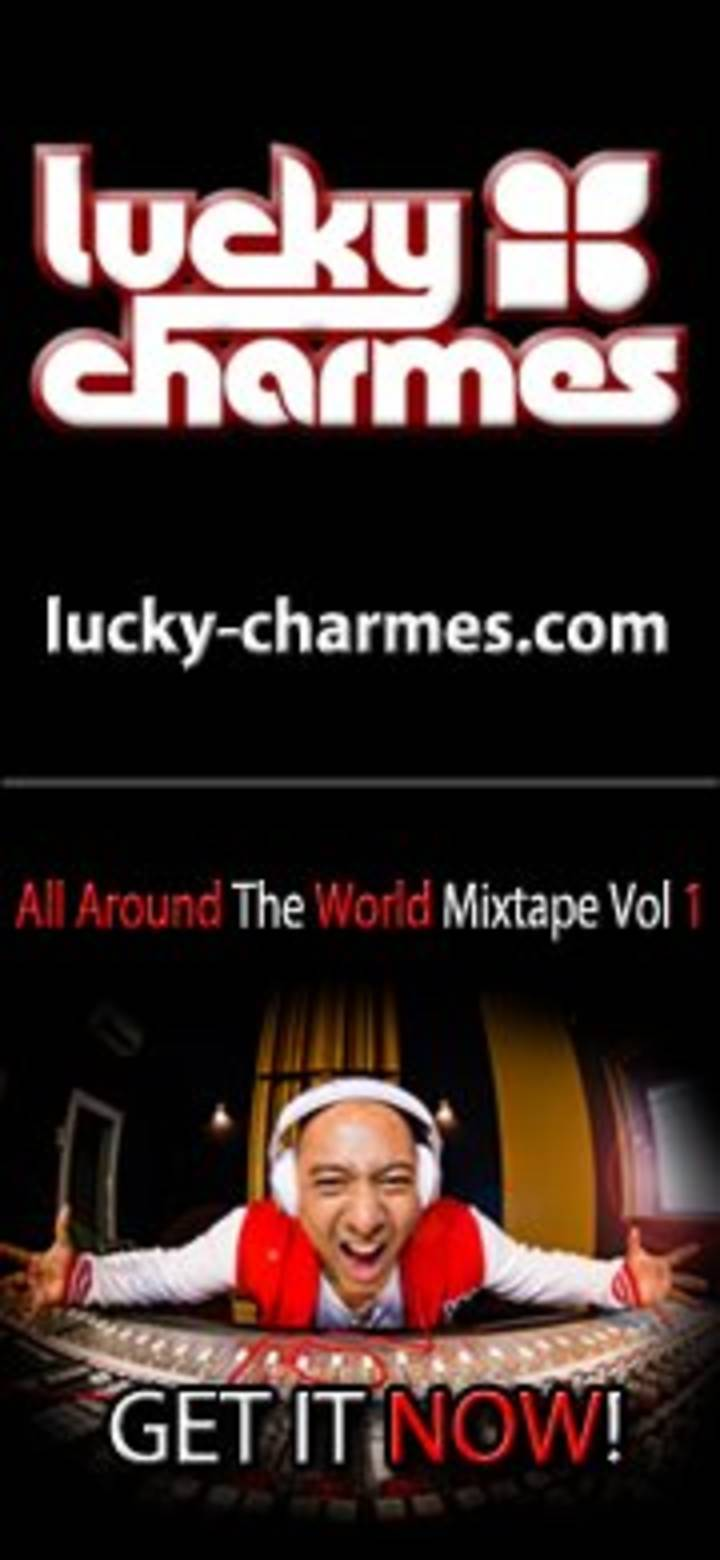 Luckycharmesofficial Tour Dates
