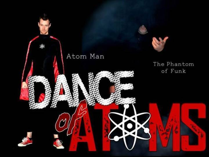 Dance of Atoms Tour Dates