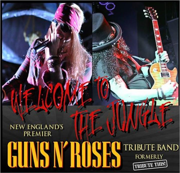 Tribute This! Guns N' Roses Tour Dates
