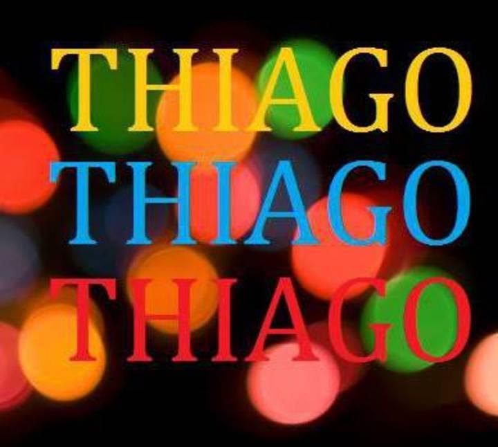 Thiago Tour Dates