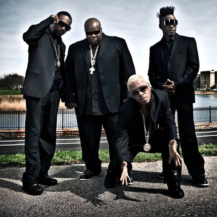 Dru Hill @ Music Hall Center - Detroit, MI