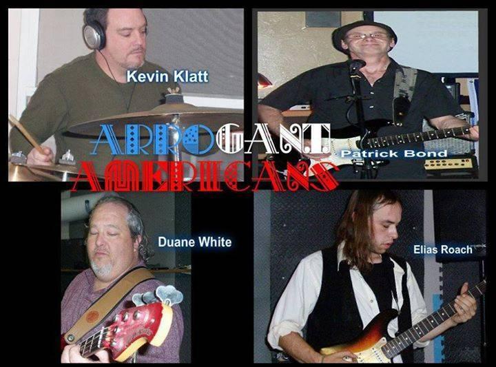 Arrogant Americans Tour Dates