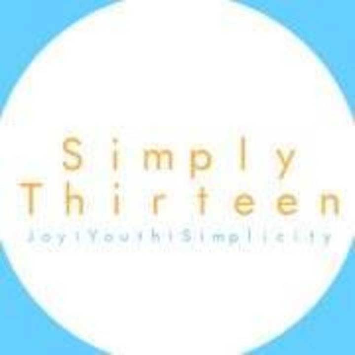 Simply Thirteen Tour Dates