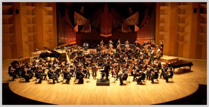 Orchestre National de Lyon @ AUDITORIUM - Lyon, France