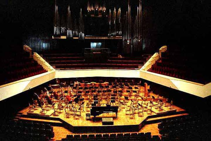 Gewandhausorchester Leipzig @ Philharmonie de Paris - Paris, France
