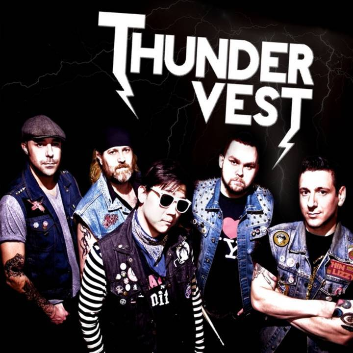 Thunder Vest Tour Dates