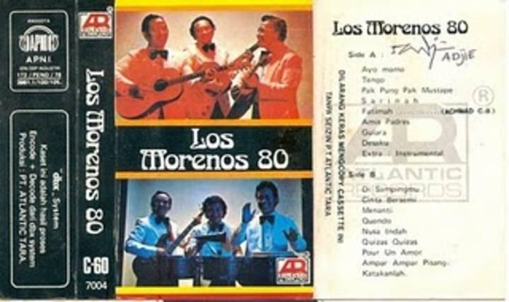 Los Morenos Tour Dates