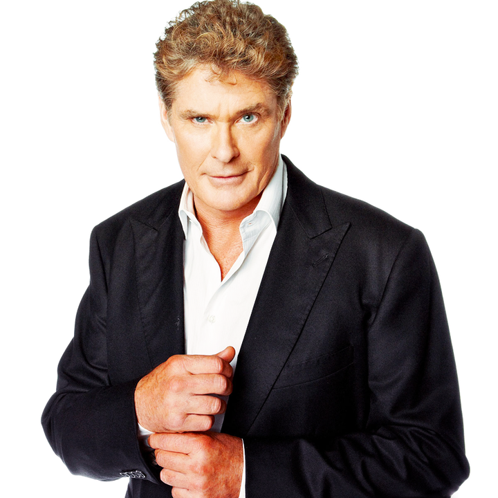 David Hasselhoff @ sporthalle hamburg - Hamburg, Germany