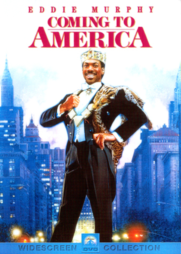 Coming To America Tour Dates