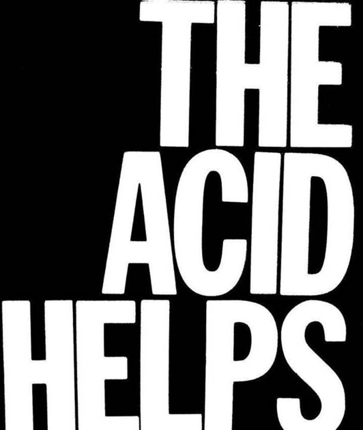 The Acid Helps Tour Dates
